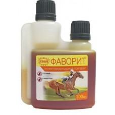 Фаворит инсектоакарицидное средство от тараканов, блох, клопов, клещей, ос и шершней 100 мл