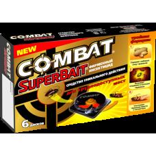 Ловушки от тараканов COMBAT SuperBait 4