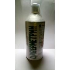 Циперметрин 25% 1000 мл.